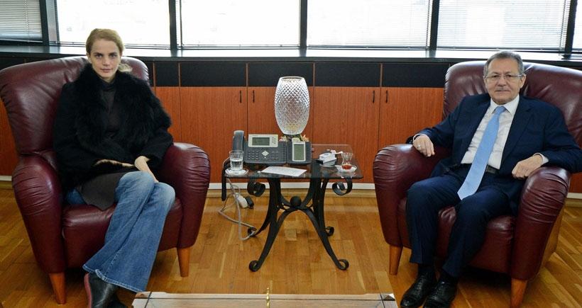 Belediye Başkanı: Tuğçe Kazaz topluma mâl olmuş bir isim