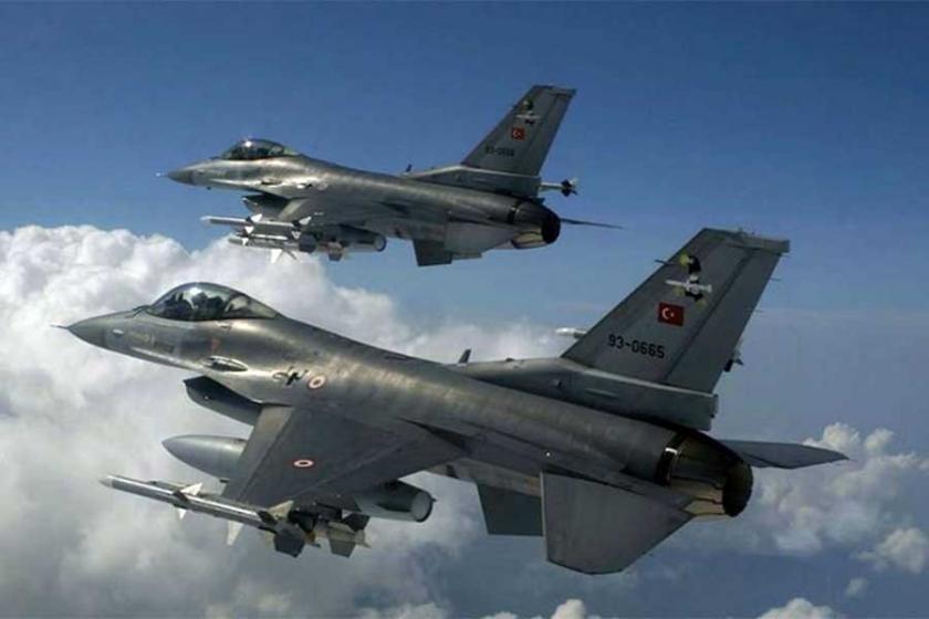 Hava Kuvvetleri'nde 'FETÖ' soruşturması: 60 gözaltı kararı