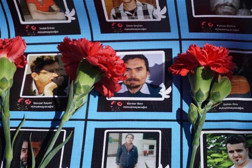 10 Ekim Ankara Katliamı'nı protesto eden 6 kişi yarın yargılanacak