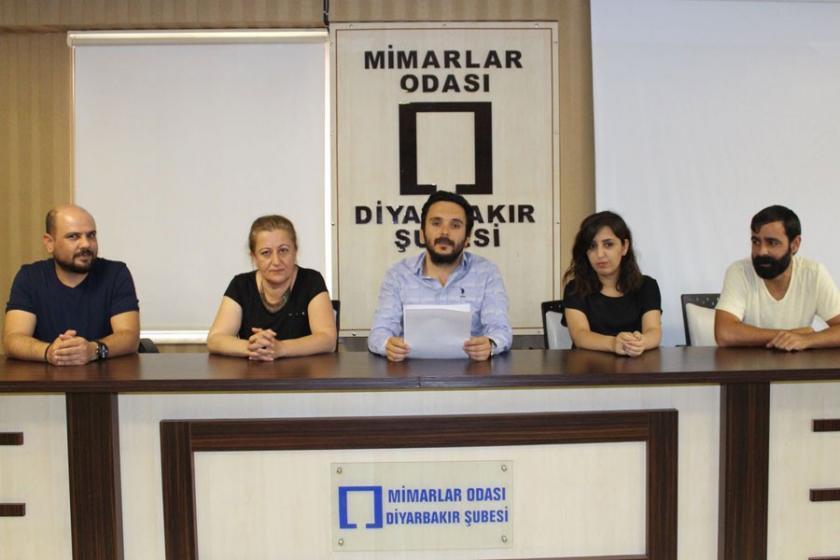 Mimarlar Odası Diyarbakır Şubesi: 'İmar Barışı'nda kamu yararı yok