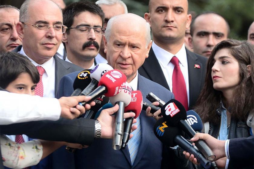 İYİ Partili Koray Aydın'ın 'Bahçeli' gafına Bahçeli'den ilk tepki