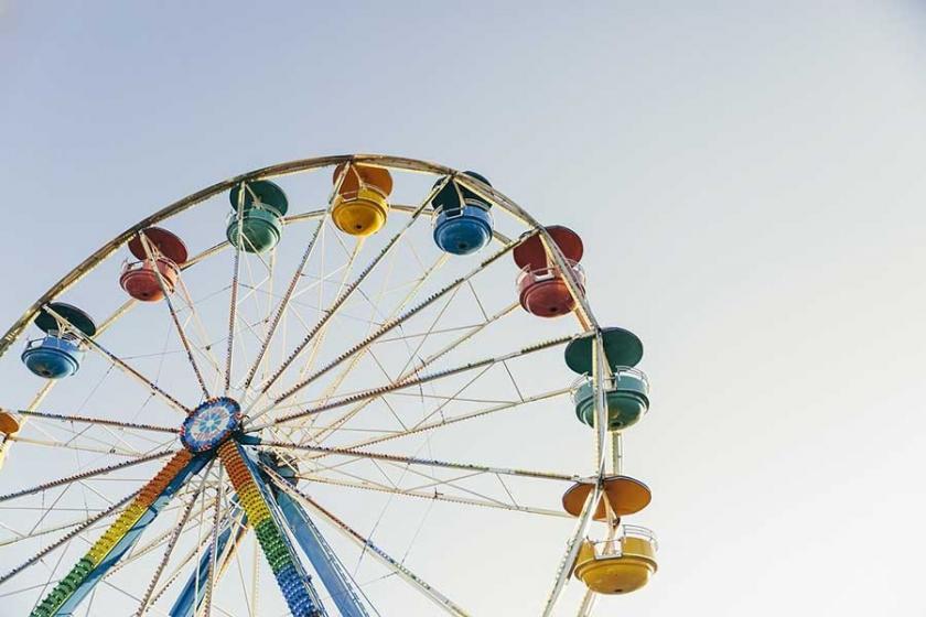EMO: Lunaparklarda denetimsizlik tehlike saçıyor