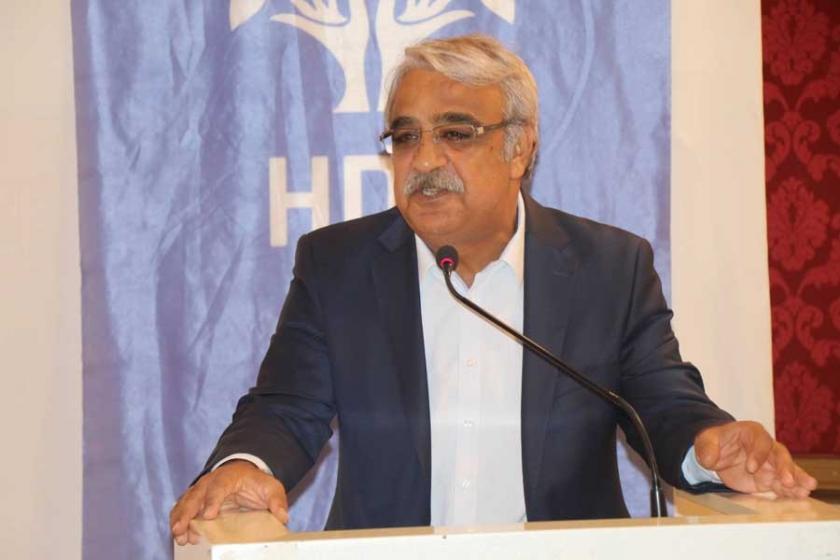TBMM Genel Kurulunu yönetirken rahatsızlanan HDP'li Mithat Sancar hastanede