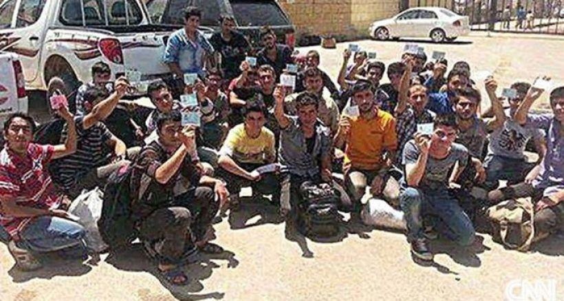 HRW: IŞİD, Kobanêli çocuk rehinelere işkence yaptı