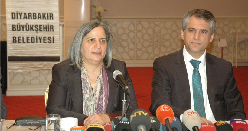 'Diyarbakır'da ranta karşı mücadele sürecek'