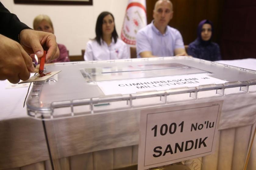 24 Haziran seçimleri sonrası il il oy oranları