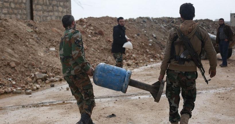Halep'te 6 haftalık ateşkes sağlandı