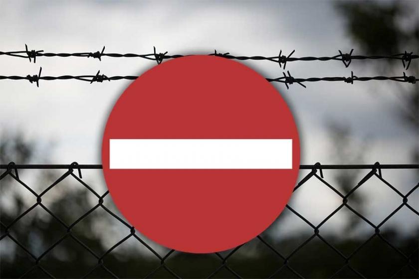 Hakkari'de 30 bölge girişe yasaklandı