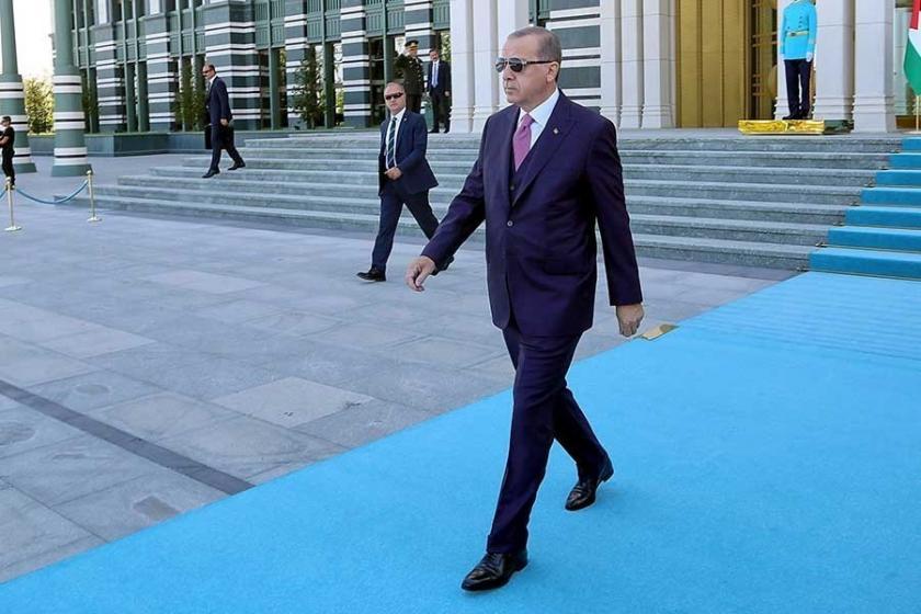 Erdoğan ay sonunda ABD'ye gidiyor