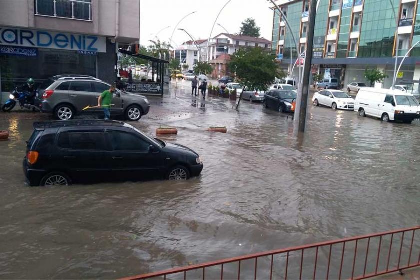 Pazartesiden itibaren Marmara'da sağanak bekleniyor