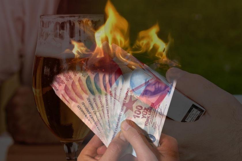 Alkollü içkilere zam geldi, ÖTV yüzde 15,5 artırıldı