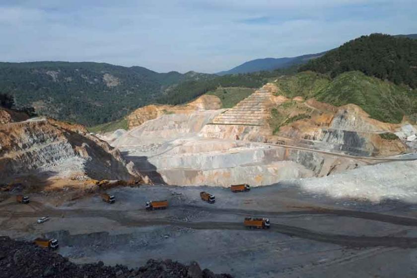 Bilirkişiler altın madenine Kozak yaylasının yolunu açtı