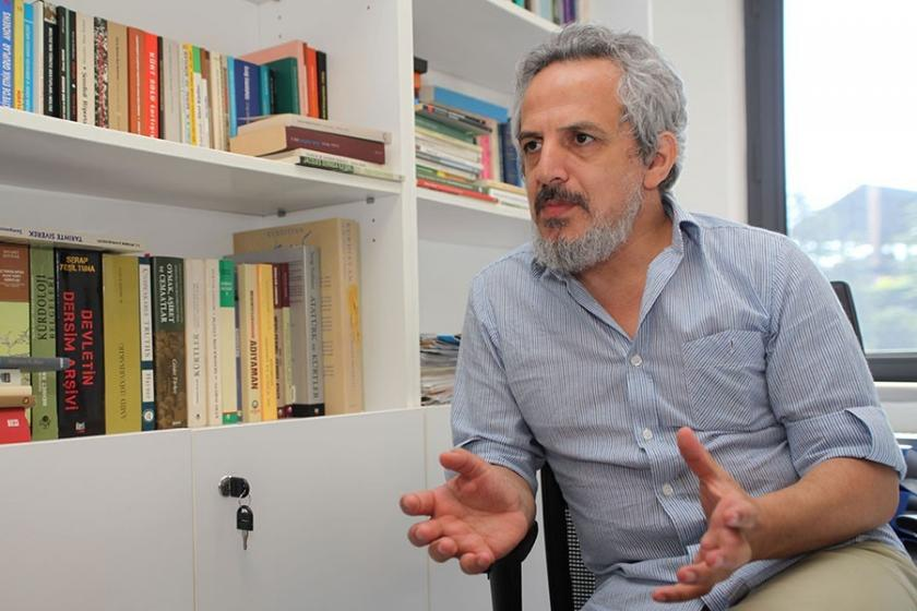 Suriye harekatını değerlendiren Prof. Dr. Yeğen: Harekat bölgeye barış getirmeyecek