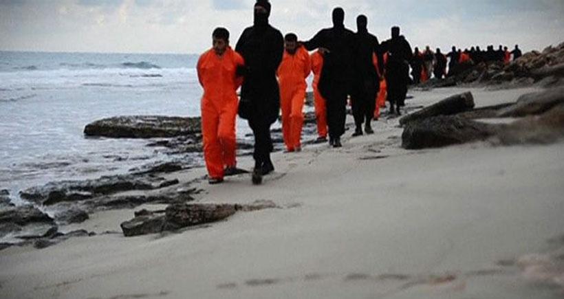 IŞİD Irak'ta 45 kişiyi yaktı