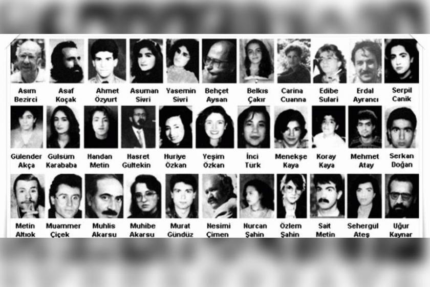 Sivas Katliamı'nın üzerinden 25 yıl geçti