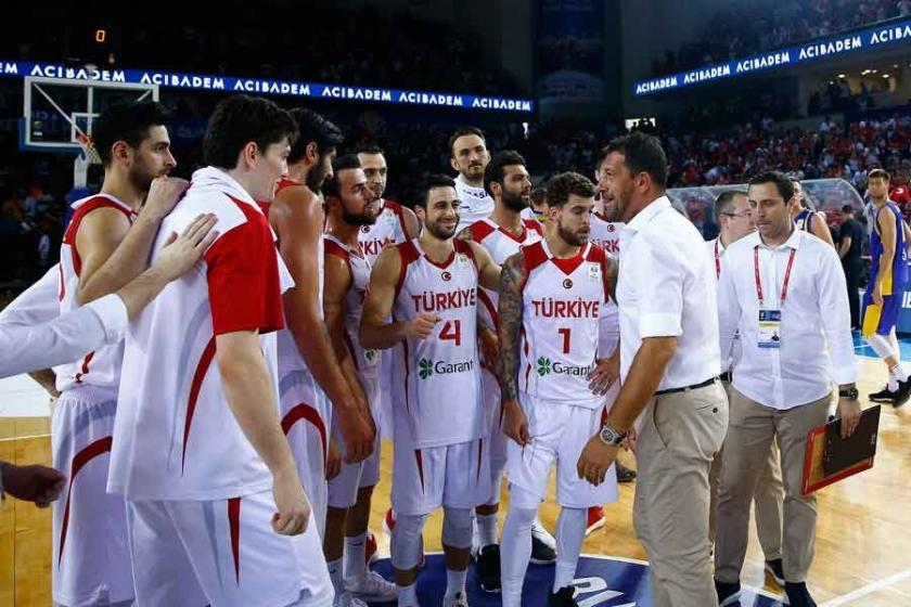 Potada milliler 2019 FIBA Dünya Kupası yolunda