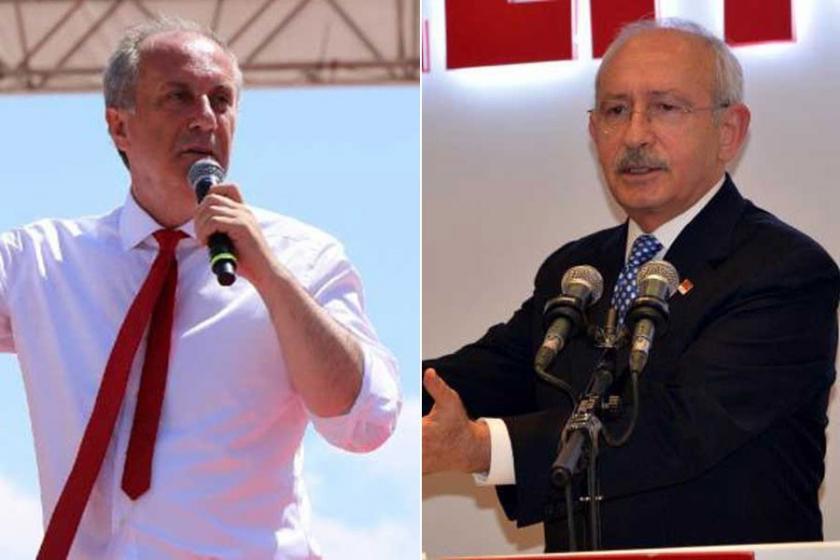 Kılıçdaroğlu-İnce görüşmesi sona erdi