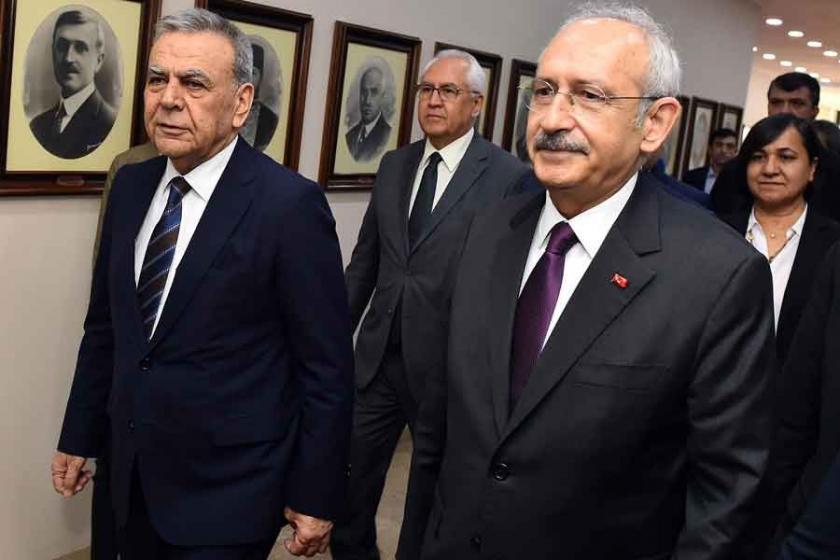 Kocaoğlu'dan CHP genel merkezine:  Değişim, tehdit değil fırsattır