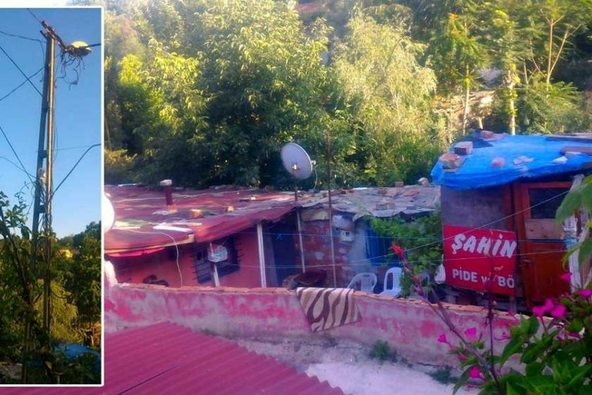Kesilen elektriğini bağlamak isterken can verdi: Yoksulluk öldürdü