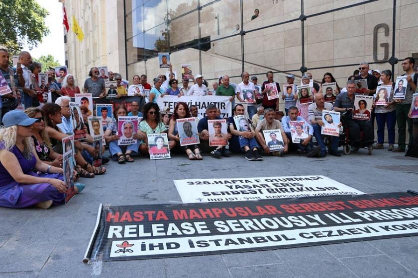 F oturumunda bu hafta: Şizofreni hastası Yaşar Eriş tecritte tutuluyor