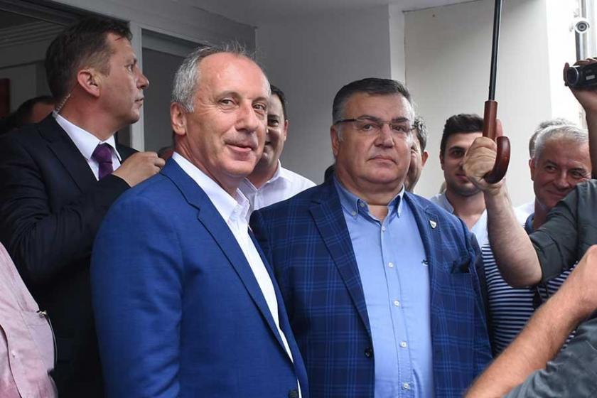 Kırklareli'den CHP Genel Merkezi'ne kurultay çağrısı