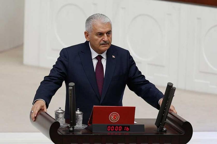 AKP'nin TBMM Başkan adayı Binali Yıldırım oldu