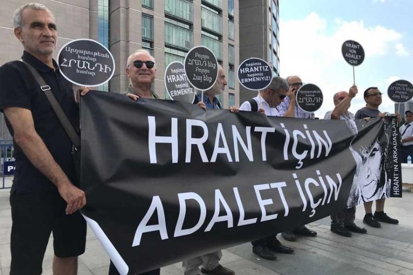 Dink davasının 77. duruşması: Ali Öz ve Metin Yıldız'a tahliye kararı