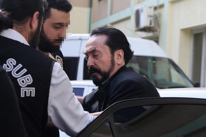 'Adnan Oktar grubu' operasyonunda gözaltına alınan sayısı 187'ye çıktı