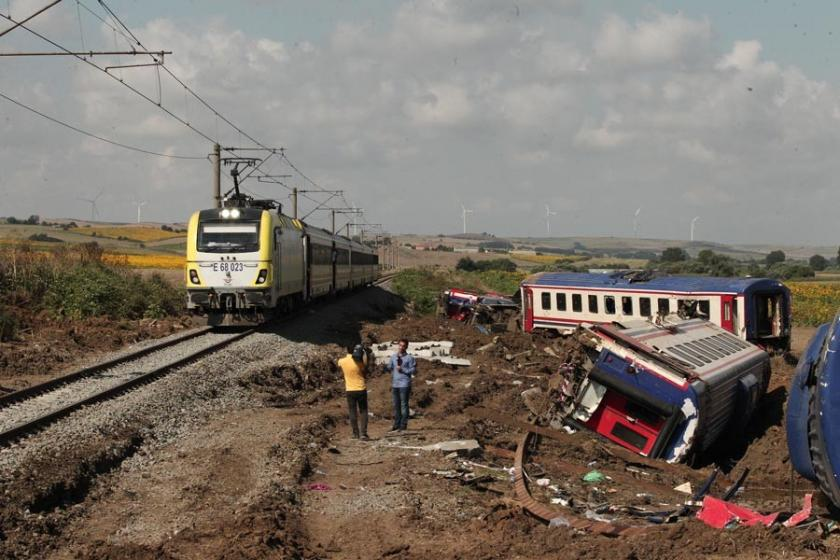 Pamukova'dan Çorlu'ya: 'Kaza' gibi sunulan  demir yolu cinayetleri