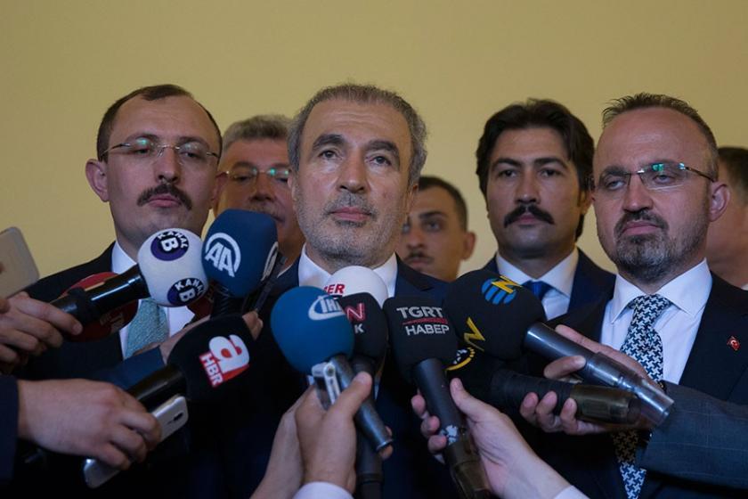 Bostancı: MHP'nin karşı çıkacağı yasayı niye yapalım?