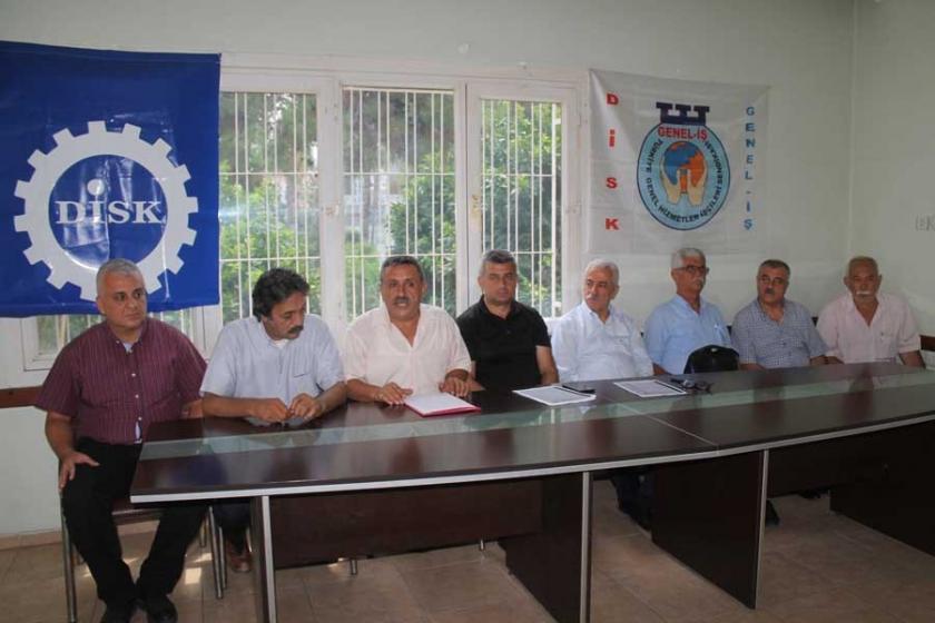 'Emeklilerin insanca yaşam sürmesi için örgütlü mücadeleye devam'