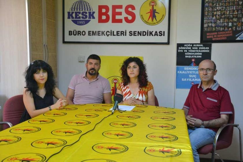 BES: İhraçlar, mahkeme kararlarına rağmen yapılıyor