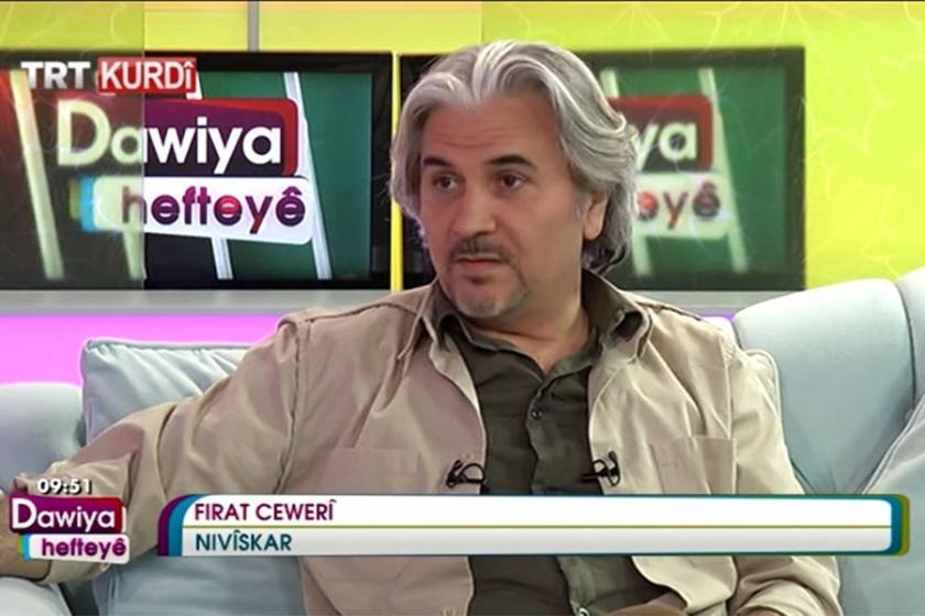 Yazar Fırat Ceweri'ye ödül