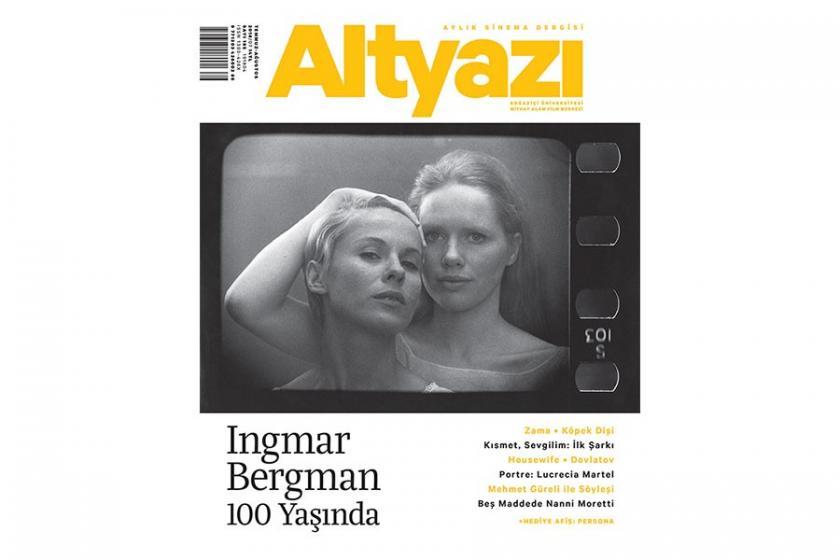 Ingmar Bergman Altyazı'da