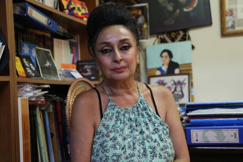 Gözaltına alınan İHD Eş Genel Başkanı Eren Keskin ifade sonrası serbest bırakıldı