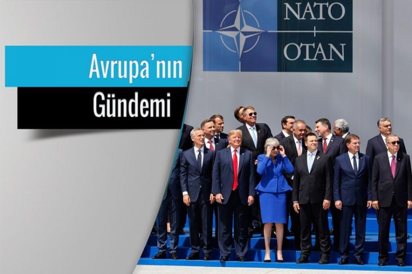 NATO Zirvesi: Müttefiklerin zor günü