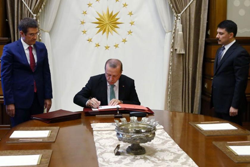 Erdoğan'ın atamalarını Erdoğan'a bağlı MİT soruşturacak