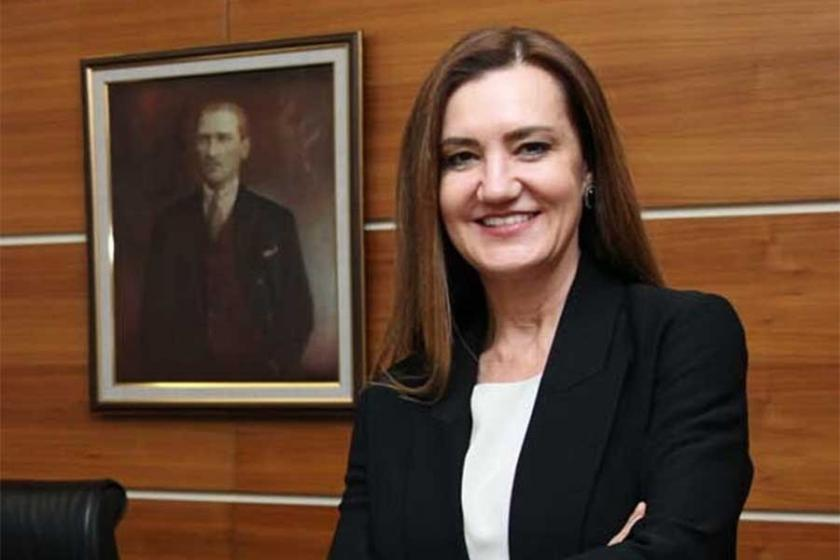 AKP eski milletvekili Nükhet Hotar, DEÜ'ye rektör olarak atandı