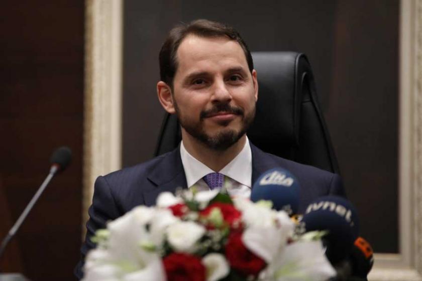 Damat Berat Albayrak, kararnameyle YAŞ üyesi yapıldı