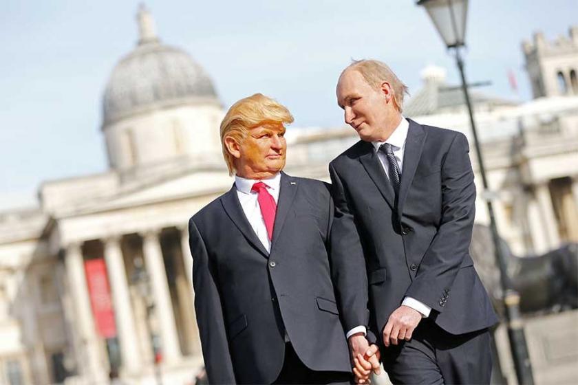 Beyaz Saray Putin'i Washington'a davet etti