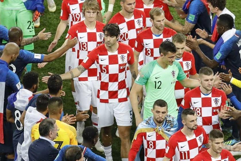 Dünya Kupası'nın yankıları Fransa ve Hırvatistan basınında