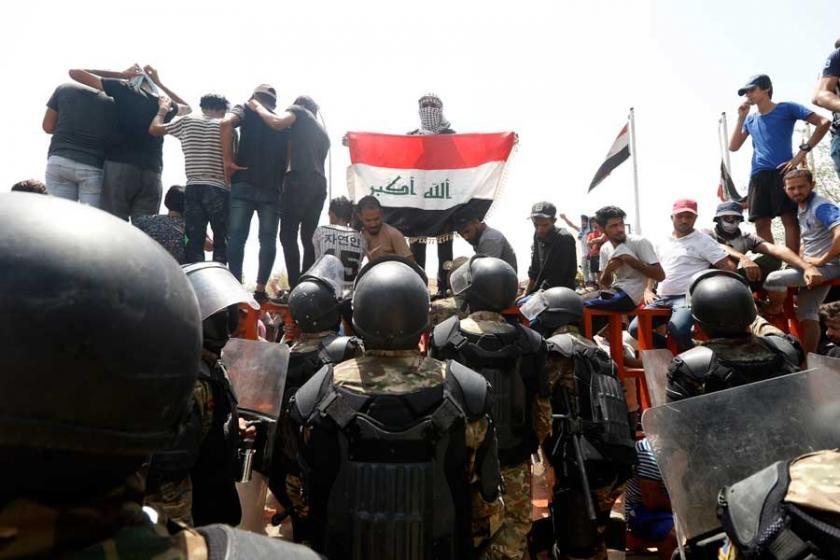 Irak'taki protestolarda ölü sayısı 14'e yükseldi
