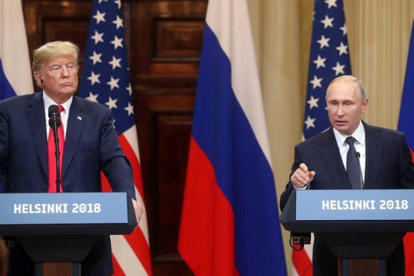 Zirve sonrası konuşan Putin: 'Trump'ın seçimleri kazanmasını istedim'