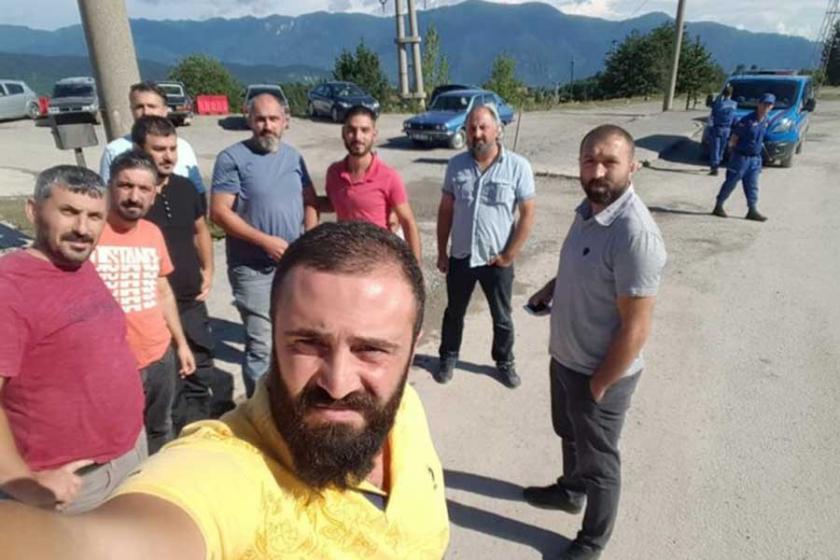 Cengiz Holding yetkilileri işçilere saldırdı, işçiler gözaltına alındı