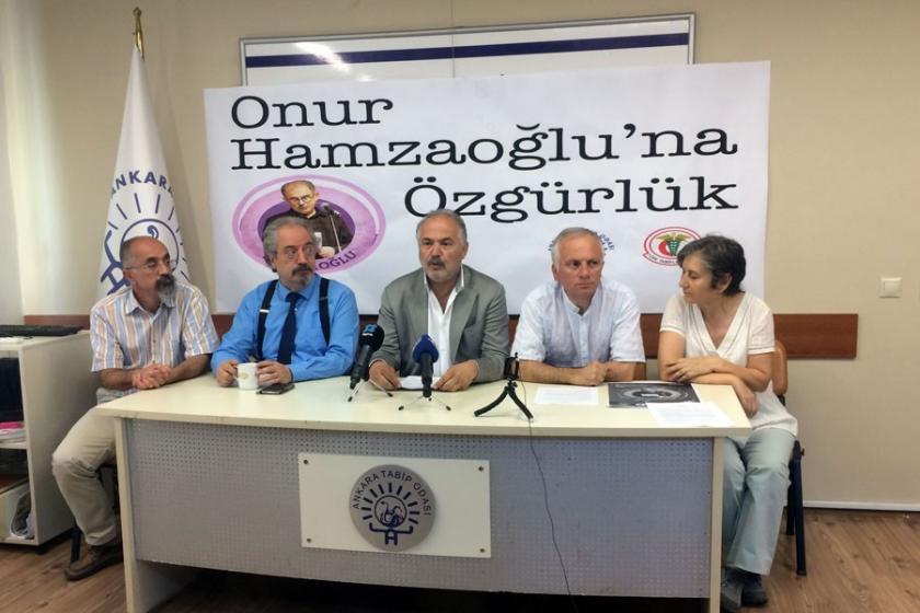 TTB ve ATO'dan çağrı: 'Barışa ve Onur Hamzaoğlu'ya sahip çıkalım'