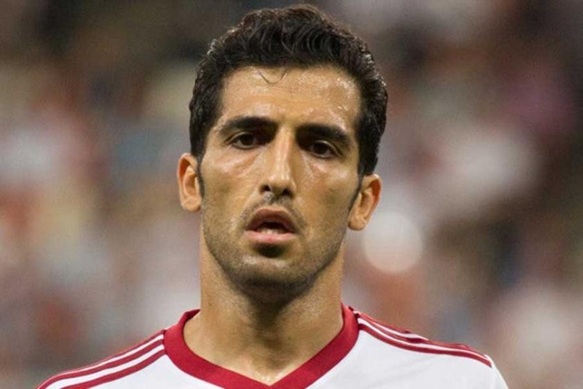 Trabzonspor'un yeni futbolcusu Vahid Amiri kimdir?