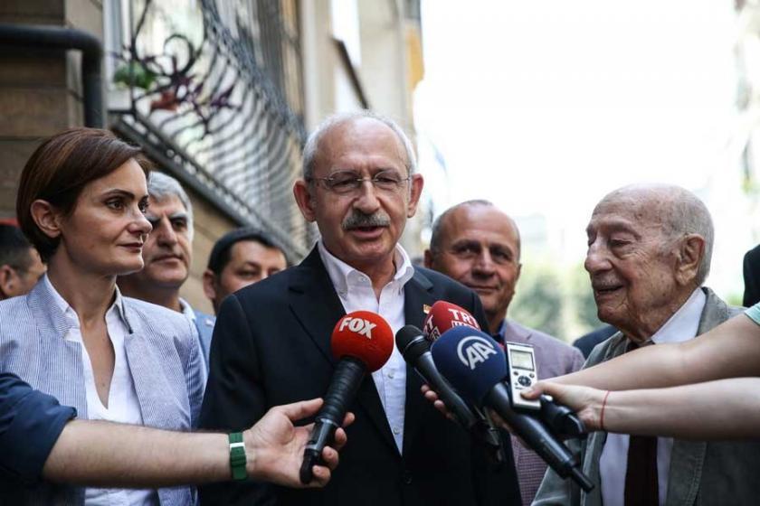 Kemal Kılıçdaroğlu, Binali Yıldırım ile görüşecek
