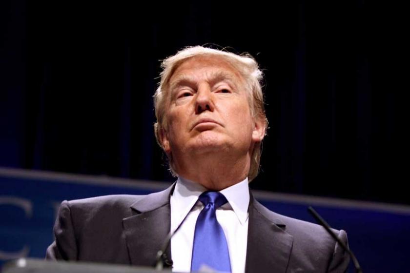Trump: Türkiye sınırı aşarsa ekonomisini mahvedeceğim