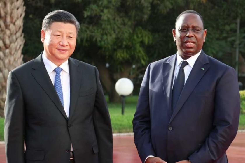 Çin'le Senegal arasında birden fazla alanda anlaşma imzalandı