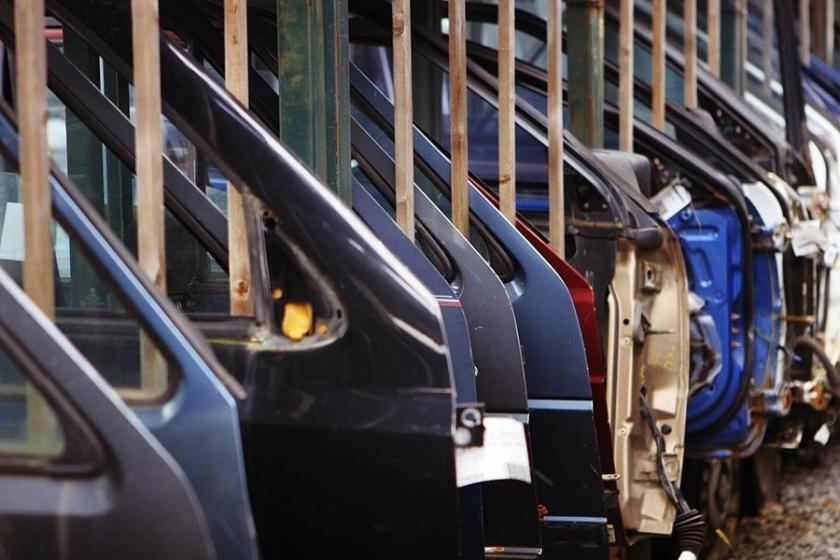 Otomotiv tekellerinin ev sahibi Bursa'da saatte 85 araç üretiliyor